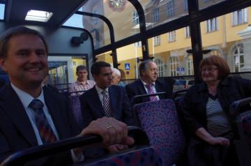 Dr. Bernhard Mitko, Margit Kunc, Norbert Hartl, Bürger für Regensburg