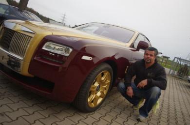 Hüseyin Akbaba, Real Gold