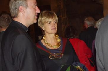 Gloria von Thurn und Taxis, Domforum