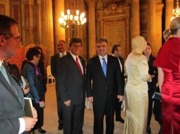 Abdullah Gül, Ismail Tipi