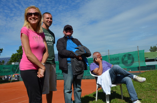 Fatih Cekirge, Hürriyet, Regensburg, tenis