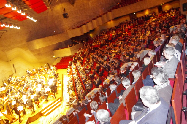 Odeon Concerte, Fazıl Say, Audimax