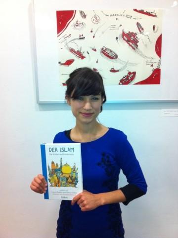 Alexandra Klobouk, Stadtbücherei Regensburg, Der Islam