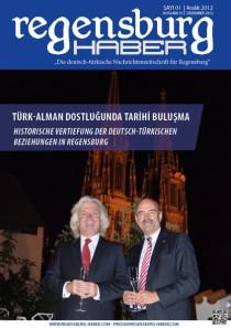 Regensburg Haber, Hüseyin Avni Karslıoğlu, Hans Schaidinger