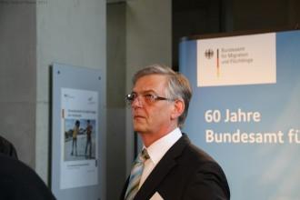 Dr. Manfred Schmidt, BAMF