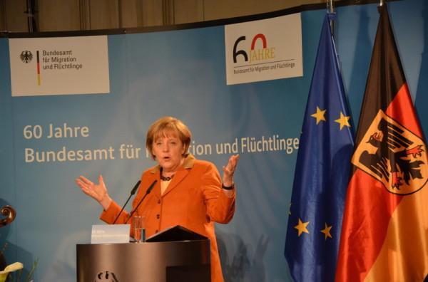 Dr. Angela Merkel, BAMF