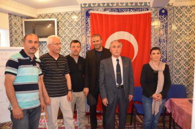 DITIB Regensburg, Mustafa Sönmez, Kemal Tuğ, Mustafa Miran, Fatih Kevek, Mehmet Kurt, Gülistan Varlı-Önal