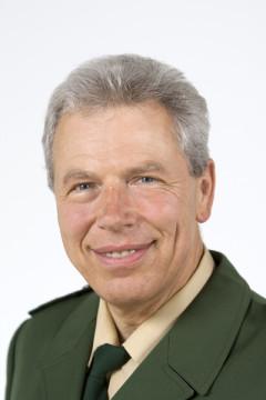 Polizeipräsident Rudolf Kraus