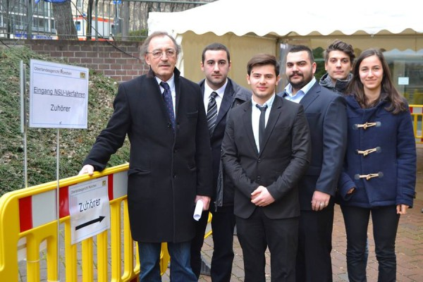 NSU, Regensburg Haber, Franz Schindler, Cezmi Türk, Tugay Kara, Mustafa Berat Ökke, Aylin Eryiğit