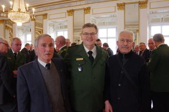 Gerold Mahlmeister, Mehmet Kurt, Kemal Tug