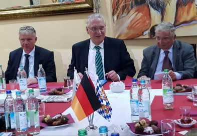 Joachim Herrmann, PKK, DITIB, Orhan Tinengin