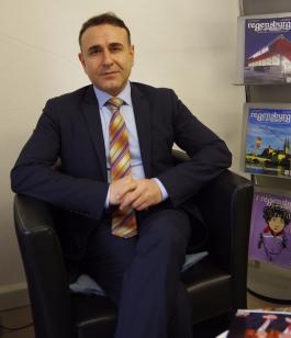Yavuz Kül, T.C. Nürnberg Baskonsolosu, Generalkonsul der Republik Türkei in Nürnberg