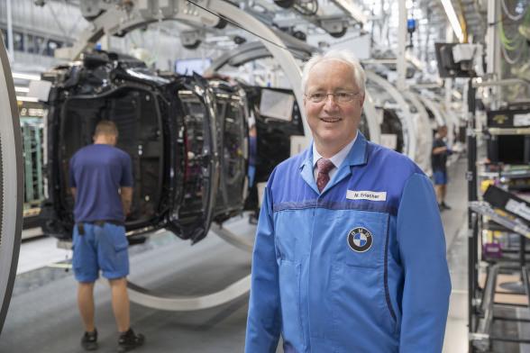 Manfred Erlacher, BMW Regensburg
